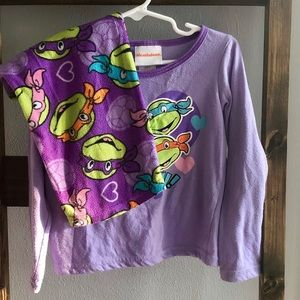 Ninja Turtle Pajamas
